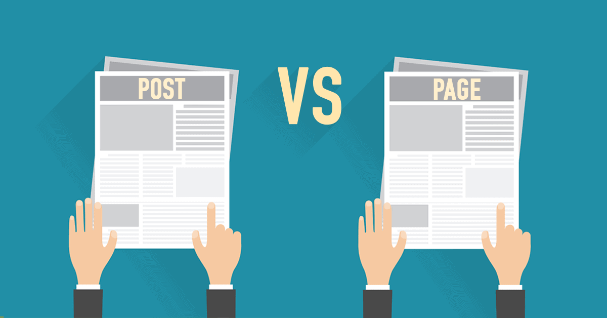 What is the Difference Between Posts vs Pages in WordPress? 7