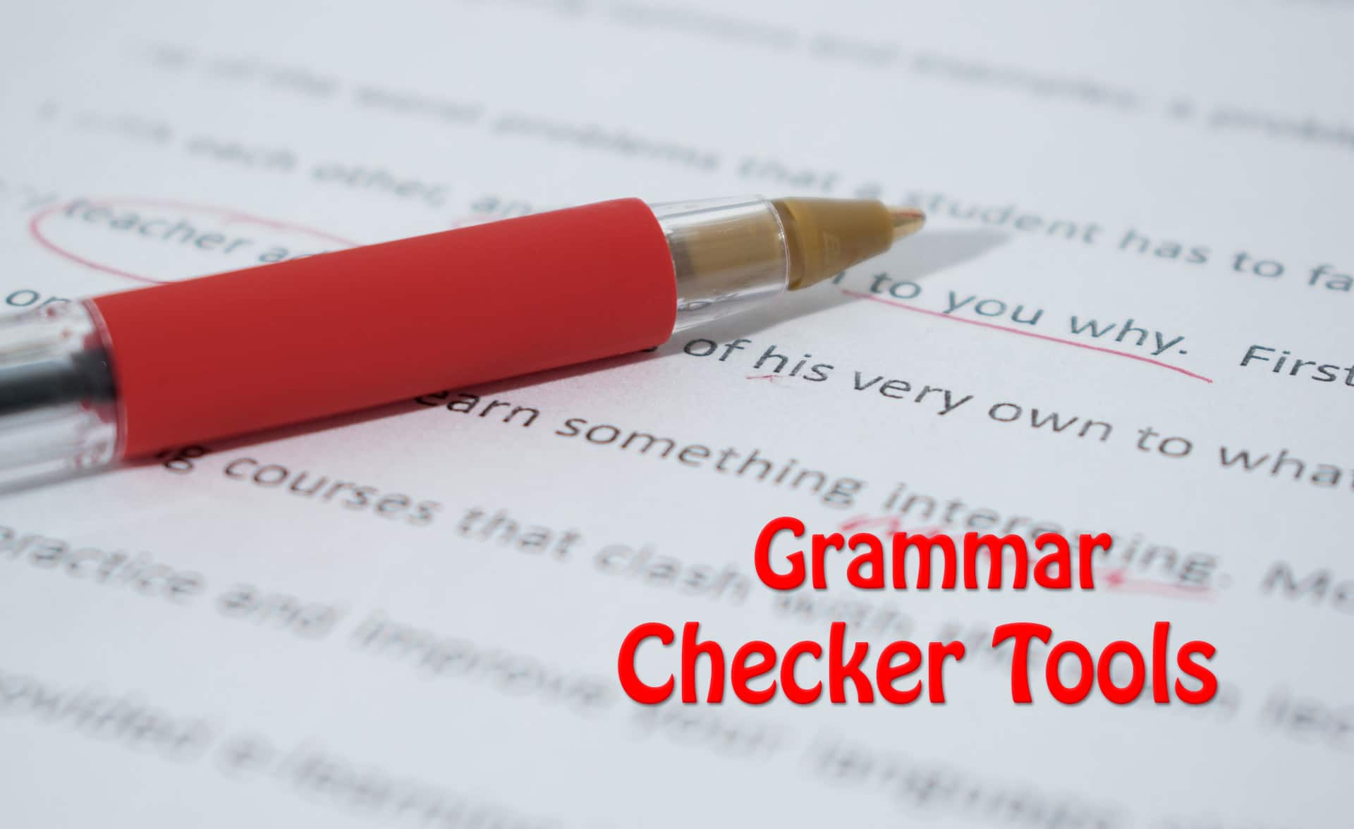 6 Best Online Grammar Checker Tools for WordPress