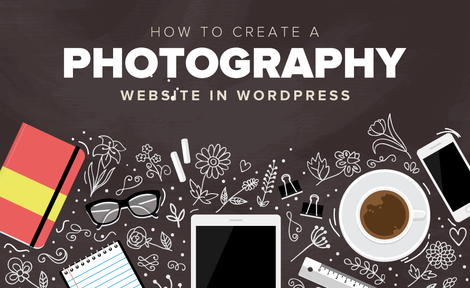 How to Create a Photography Website in WordPress (Step by Step) 1