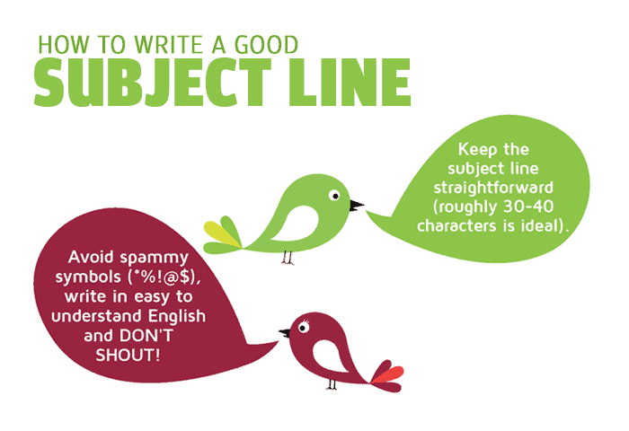 How To Write Good Email Subject Lines 1