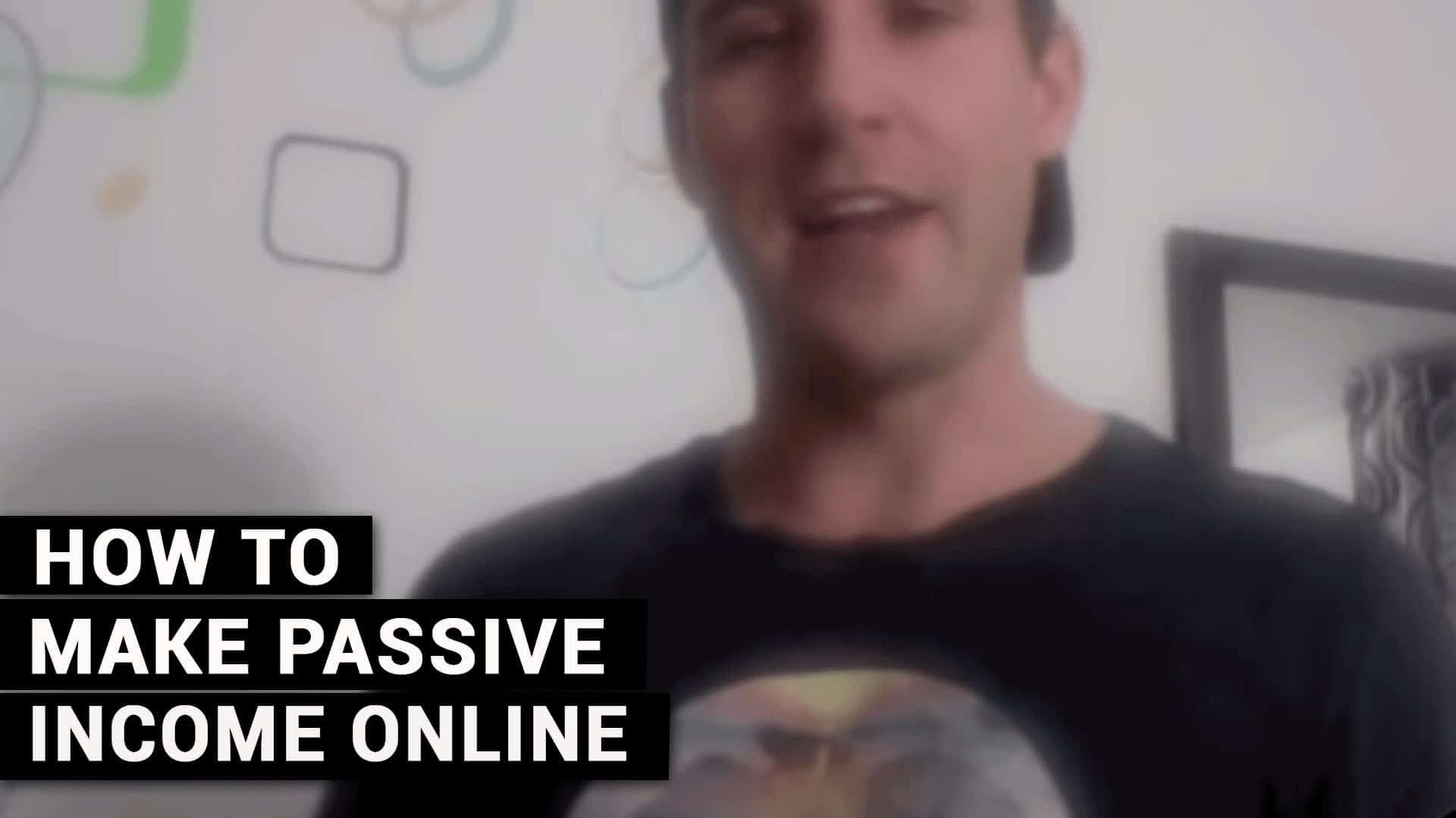How to Create Passive Income Online