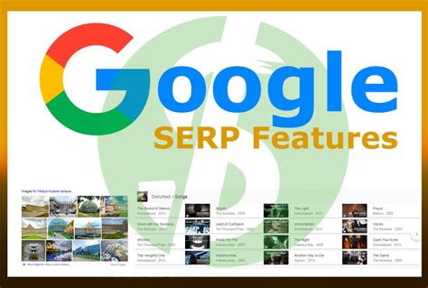 How to Get Your Content Featured in SERP Features 1