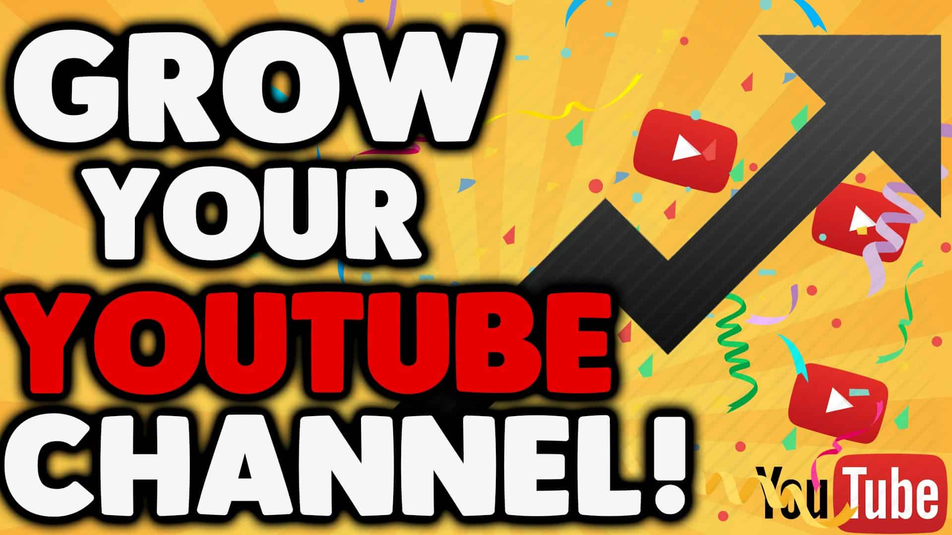 9 Steps To Grow Your YouTube Channel 10x