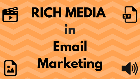 How To Jazz Up Your Email With Rich Media