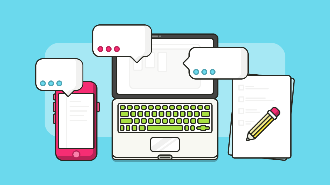 5 Ways Online Chat Helps Improve Customer Experience