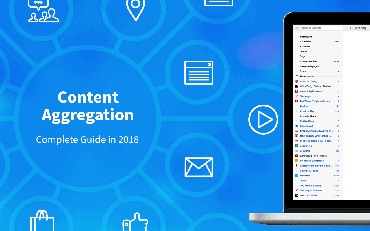 The Complete Guide To Content Aggregators 1