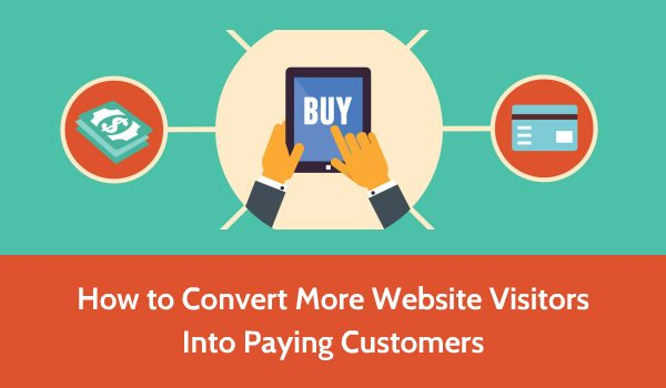 How To Convert More Website Visitors - 5 Psychological Principles