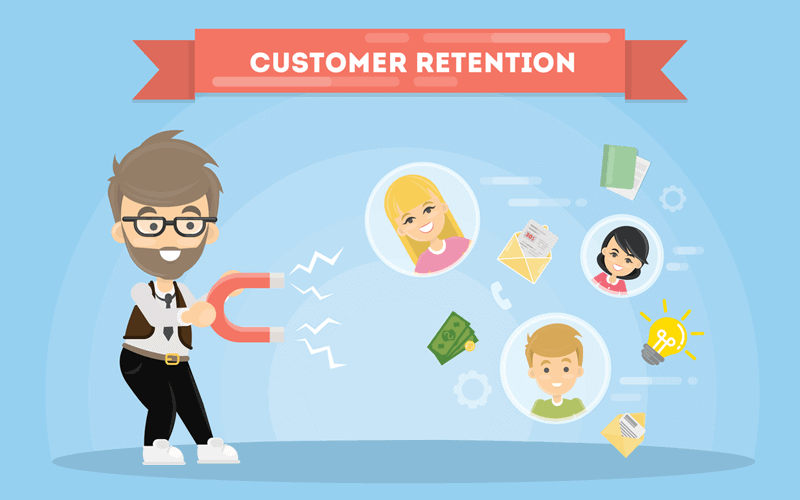5 Tips To Improve User Retention Rate For Apps