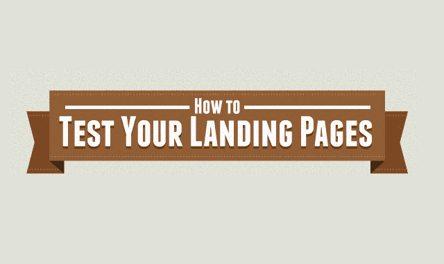 Test Landing Pages