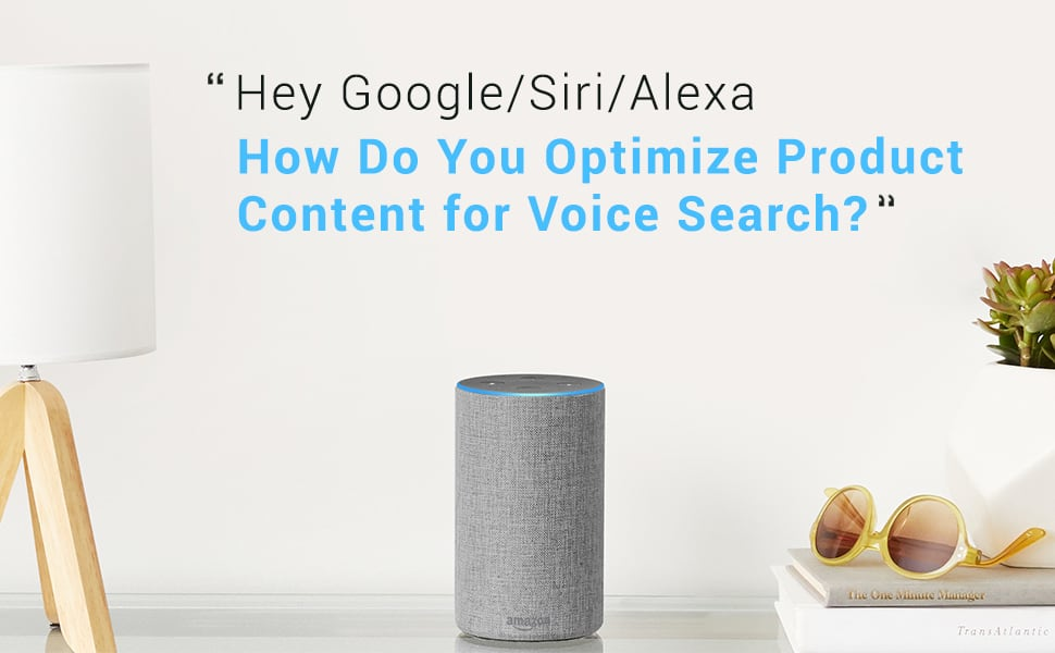 Optimize Product Page For Voice Search