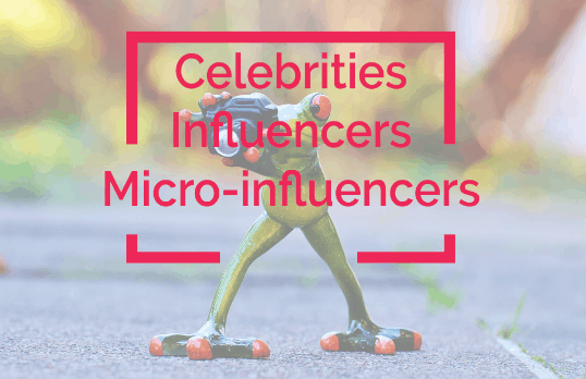 Pros and Cons of Micro Influencers and Celebrity Influencers