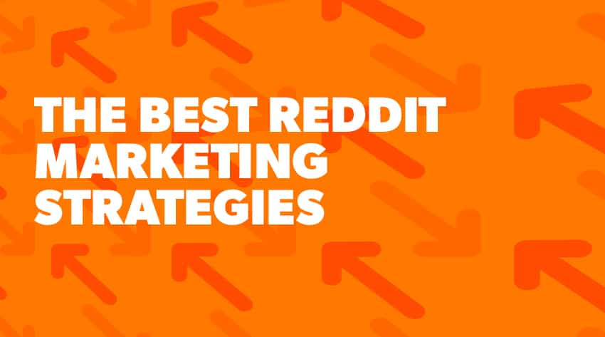 Reddit Marketing