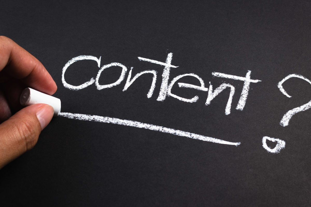 What Are Good Content From Latest Content Marketing Studies