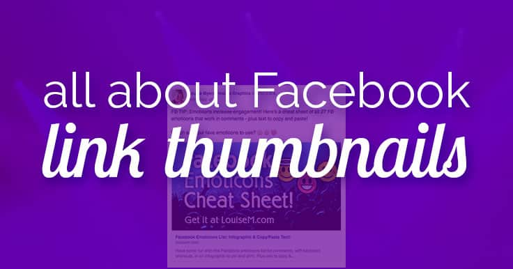How to Create a Facebook Link Image That Gets More Clicks