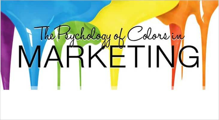 Effective Use Of Colors In Marketing