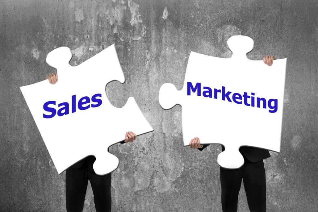 Sales And Marketing Gap