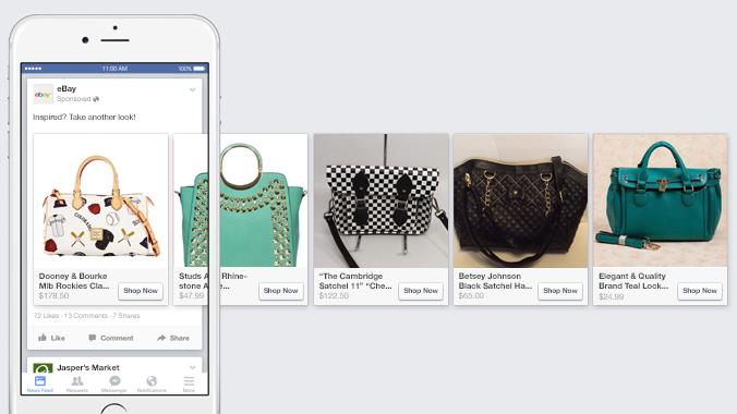 Facebook eCommerce Marketing
