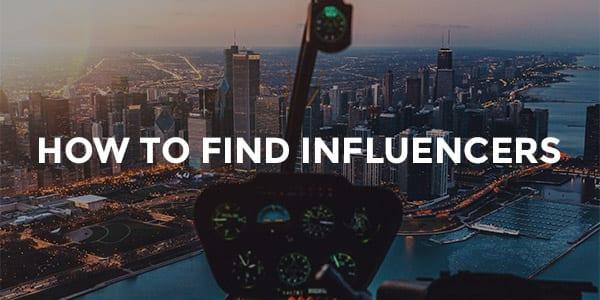Find Niche Influencers