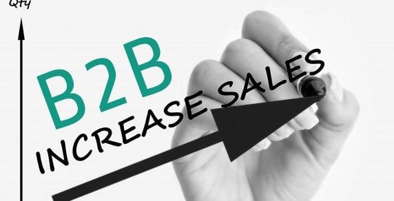 Increase B2B Sales