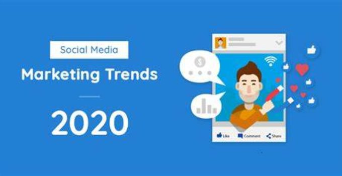 Top Social Media Marketing Trends