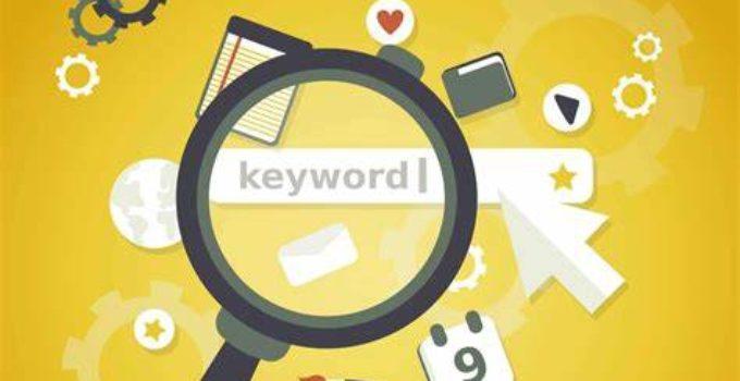 Keyword Research Tactics