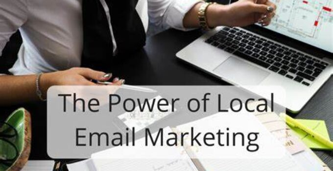 Local Email Marketing