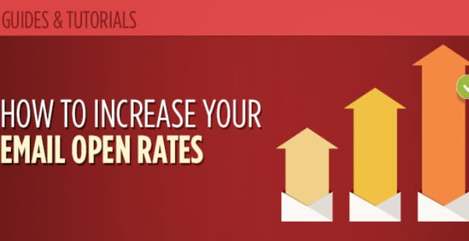How to Boost Email Open Rates