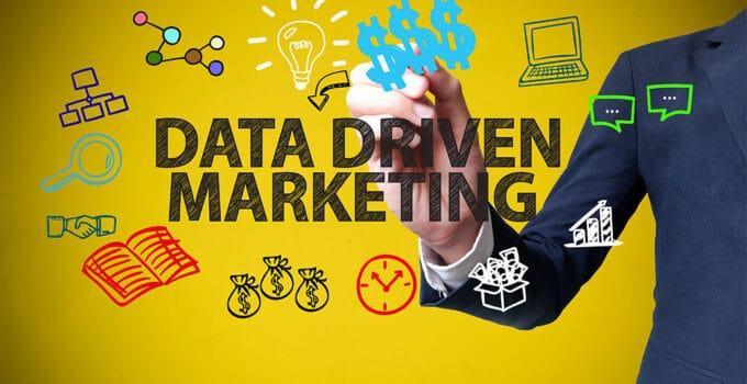 Data Driven Digital Marketing Campaigns