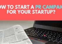 PR For Startup