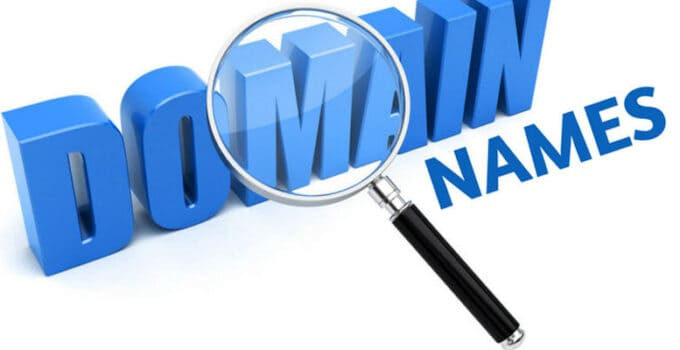 New Domain Name