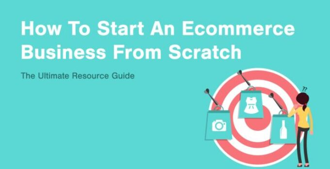 Starting an eCommerce Business