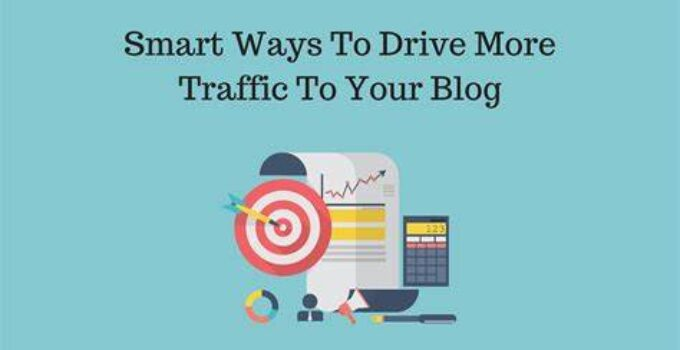 Free Traffic To Your Blog
