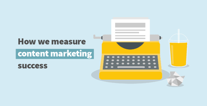 Ways to Measure Content Marketing Success