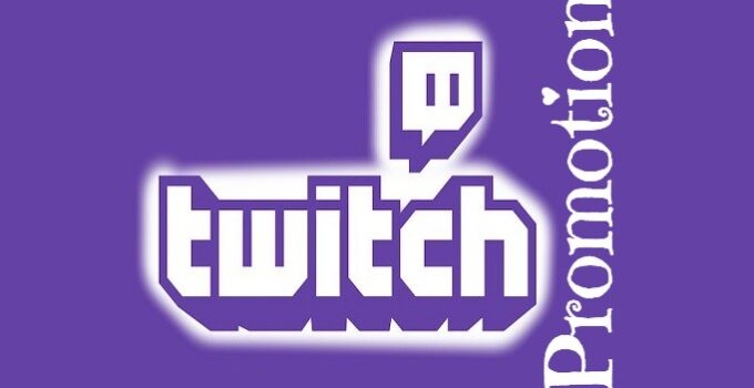 Twitch Promotion Services